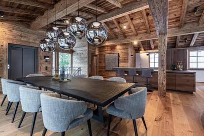 Zeitlose Tiroler Handwerkskunst gepaart mit modernen Elementen