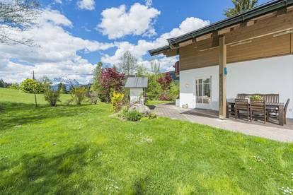 Grosszügiges Landhaus in idyllischer Sonnenlage von Fieberbrunn