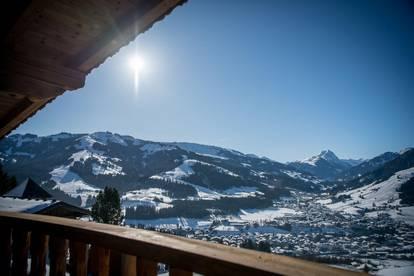 Beeindruckendes Chalet in bester Höhenlage in Kirchberg