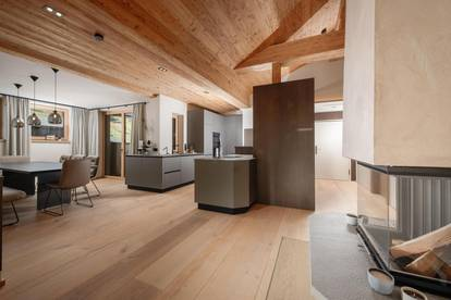 Luxus Penthouse in zentraler Lage von Jochberg