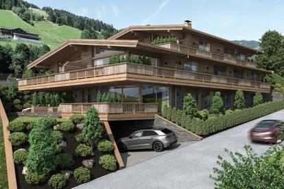 Exquisiste Neubauwohnungen in Jochberg