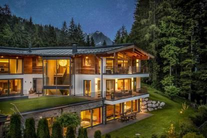 Luxus Chalet mit alpinem Weitblick in Reith bei Kitzbühel
