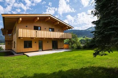 Freizeitwohnsitz - Traumhafte Erdgeschosswohnung in sonniger Lage