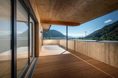 Traumhafte Dachgeschosswohnung im idyllischen Erpfendorf