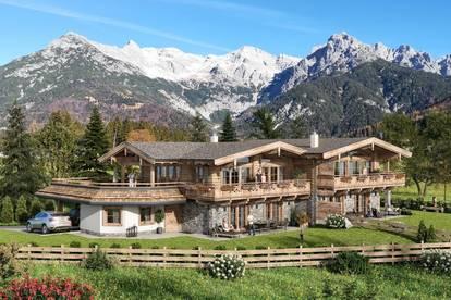 Chalet Heimatliebe – Rustikales Chalet in der Ferienregion Pillerseetal
