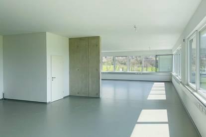 Großraumbüro mit Bergblick - Neubauerstbezug - nahe Autobahnauffahrt Eugendorf