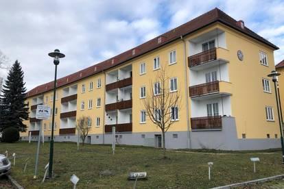 Sanierte 1-Raum-Wohnung auf der Ennsleite