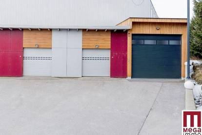 Lagerfläche im Gewerbepark Gleisdorf/Albersdorf