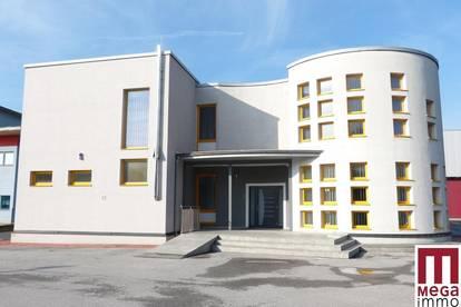 Moderne Büro- und Gewerbeflächen teilbar im Gewerbepark Gleisdorf/Albersdorf