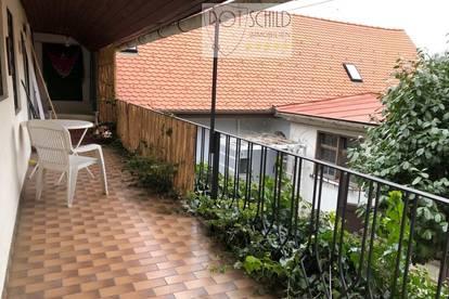 Tolles historisches Haus mitten Pöllau u mieten! 5 Zimmer, Garten, Garage, Nebengebäude, Weinkeller!