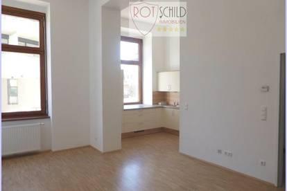 >>Zentrale barrierefreie 2 Zimmer Wohnung