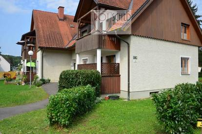 Sehr nette Wohnung im Grünen in kleiner Wohnanlage, 2 Zimmer, Balkon, Garten, super Lage !