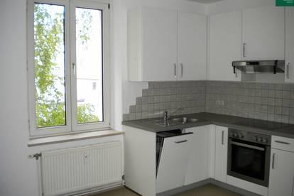 Freundliche 2,5-Zimmer-Mietwohnung mit großer Essküche an der Draupromenade