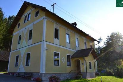 Leistbare Mietwohnung Villach Land