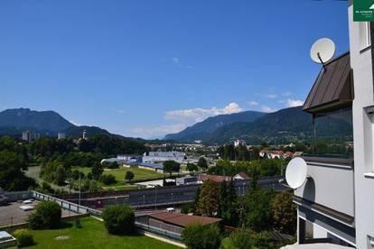 Vollmöblierte Wohnung mit Dobratsch Panorama