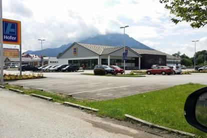 Geschäftslokal in Fachmarktzentrum