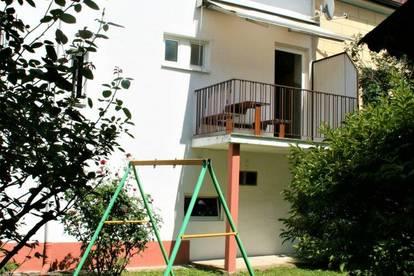Stadthaus zentral in Rechnitz, saniert mit Balkon und kleinem, ruhigen Garten