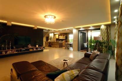 Exklusives Einfamilienhaus Passivhaus Villa in Ruhelage mit 2000 m2 Grund - Nähe Oberwart