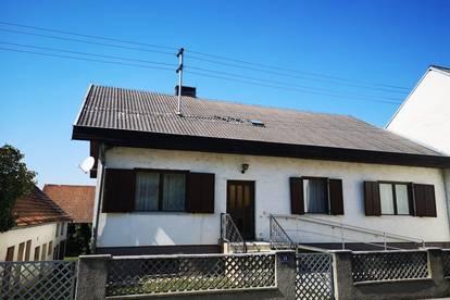 Wohhaus mit Obstgarten, Nebengebäuden und Wirtschaftsgebäude - Nähe Oberwart