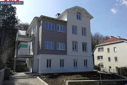VILLENETAGE- 4-Zimmereigentum in Wienerwaldvilla- ERSTBEZUG NACH RENOVIERUNG