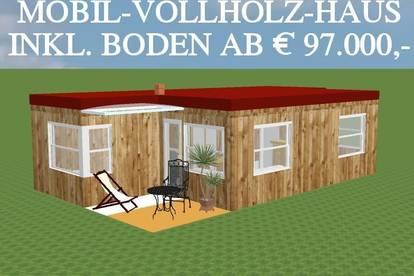 MOBIL-VOLLHOLZ-Single/Pärchen-HAUS Provisionsfrei