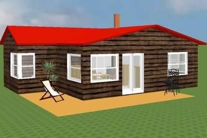 TINY VITAL TRAUM-HAUS mit 56m² Nutzfläche und 3 Zimmer