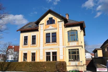 Neuer Preis! Renovierte Villenetagenwohnung mit Gartennutzung in Neunkirchen zu vermieten!