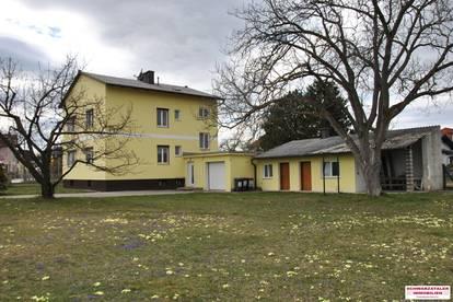 Zwei Wohnungen mit Garten in Bad Erlach zu vermieten