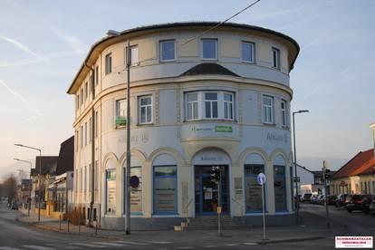 Vielseitig verwendbare, interessante Immobilie in Neunkirchen zu vermieten.
