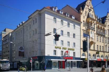 Erstbezug: WG taugliche 3Zimmer-Wohnung im Herzen von Linz
