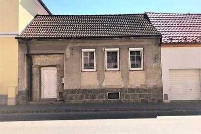 Landhaus mit großer Scheune-Hollabrunn-Nähe!