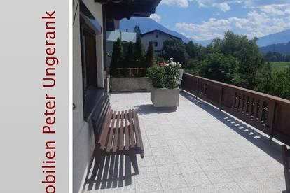 Terrassenwohnung mit traumhaftem Ausblick zu vermieten!
