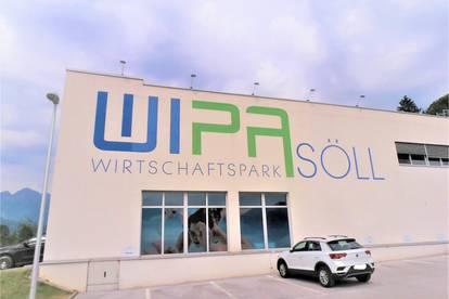 Top NEUBAU Geschäftsfläche im WIPA SÖLL