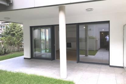 Luxus Wohnung mit Garten