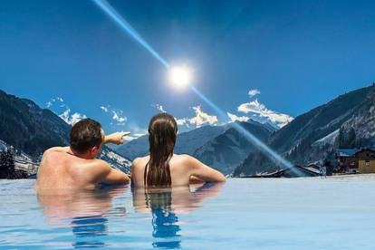 Appartement-Resort - Ski-in/Ski-out - Infinity Pool - Restaurant