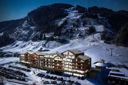 Appartement-Resort - Ski-in/Ski-out - Urlaub & Rendite