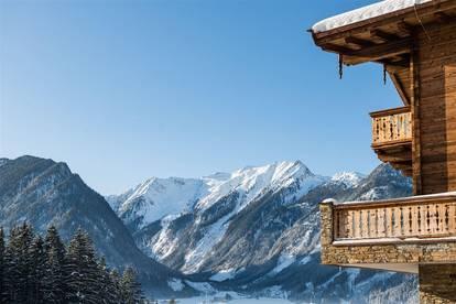 Luxuriöses Nationalpark Chalet