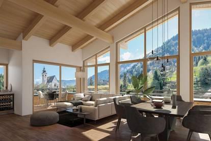 Premium Appartement mit Dachterrasse und Sauna