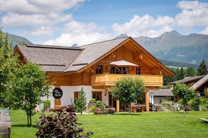 Premium-Appartement im Feriendorf AlpiNest
