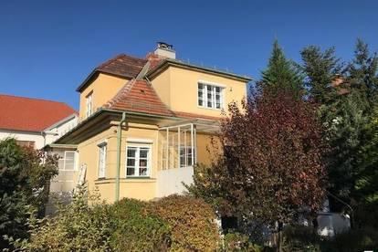Nostalgische Villa in sonniger Lage Nähe Zentrum