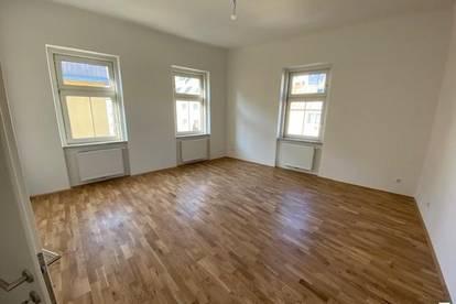 Frisch sanierte 2 Zimmer Wohnung - unbefristet
