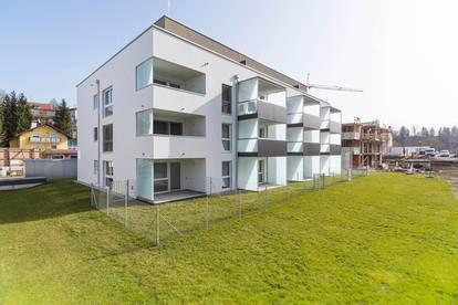 55 M² GARTENWOHNUNG IM WOHNPARK EBERSTALZELL - Verkaufsstart 3. Bauabschnitt