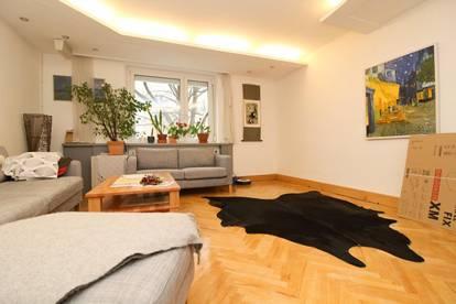 AB MAI! Teilmöblierte 3 Zimmer-Wohnung mit Balkon in Ruhelage zu vermieten!