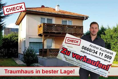 Traumhaus in absoluter Ruhelage
