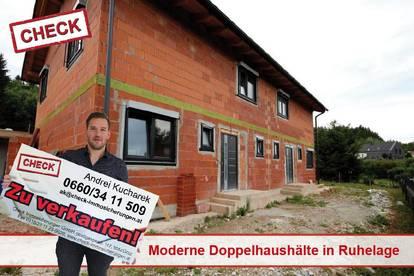 Mantscha Neubau Erstbezug Doppelhaushälfte
