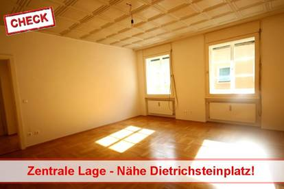 Zentrumsnahe Wohnung in Graz-St. Leonhard!