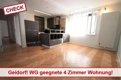 Geidorf! WG geegnete 4 Zimmer Wohnung!