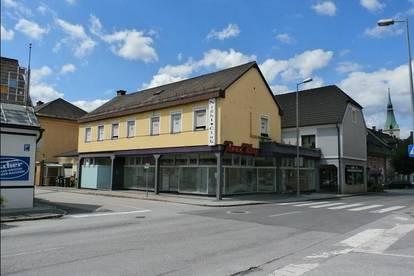 Voitsberg nähe Hauptplatz Gastronomie oder Geschäftsflächen für verschiedene Branchen