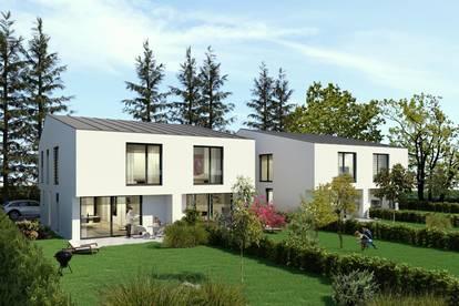 Kalsdorf Neubau Erstbezug Doppelhaushälfte mit Terrasse und Carport