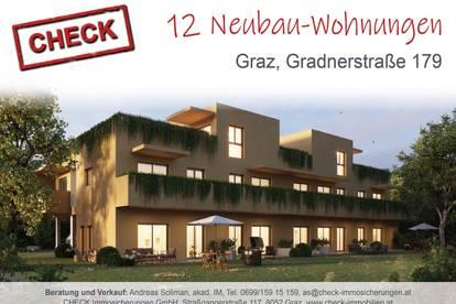 Provisionsfrei für den Käufer! Neubau-Wohnungen in Ziegelmassivbauweise!